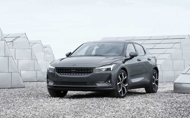 Polestar unveils the Polestar 2: the first serious Tesla Model 3 competitor