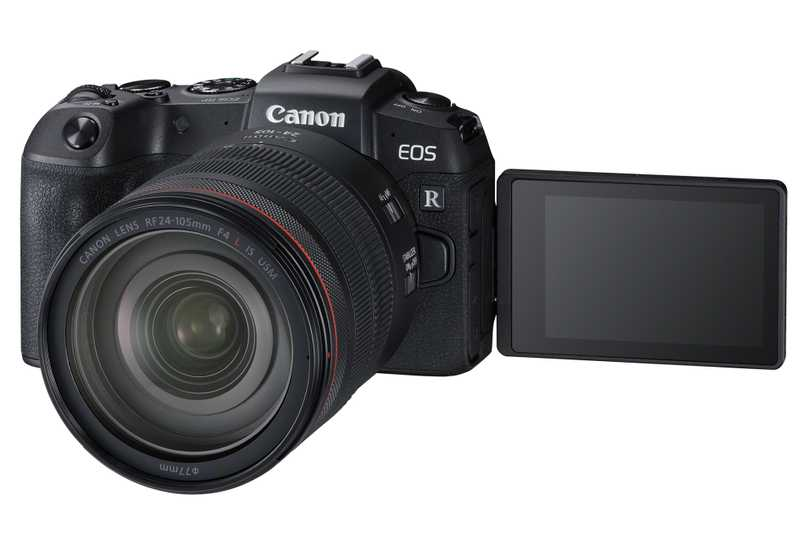 Canon announces the new, affordable EOS RP: full frame mirrorless for $1299